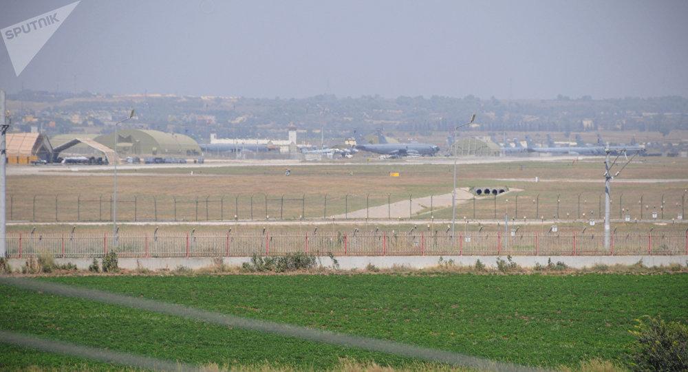 La base aérea de Incirlik