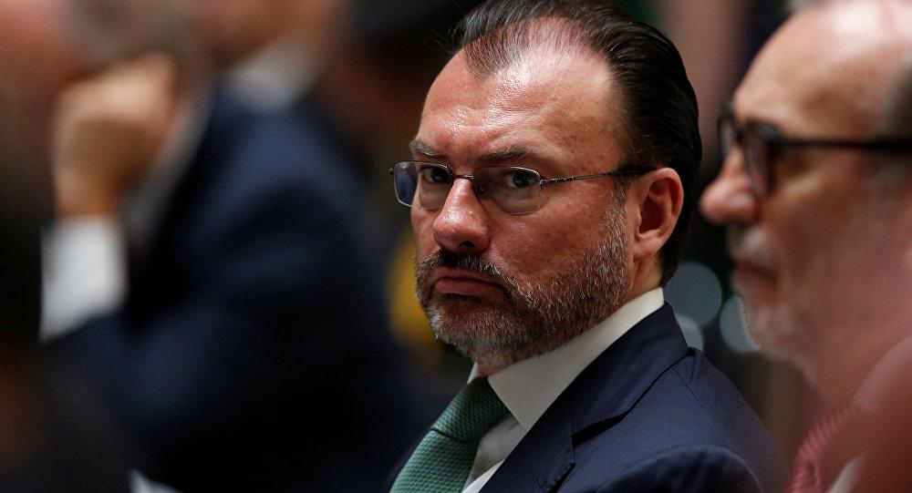 Luis Videgaray, canciller de México