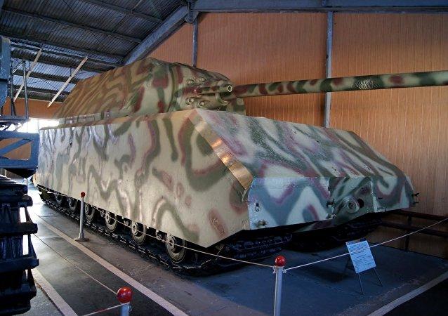 El Panzer VIII Maus