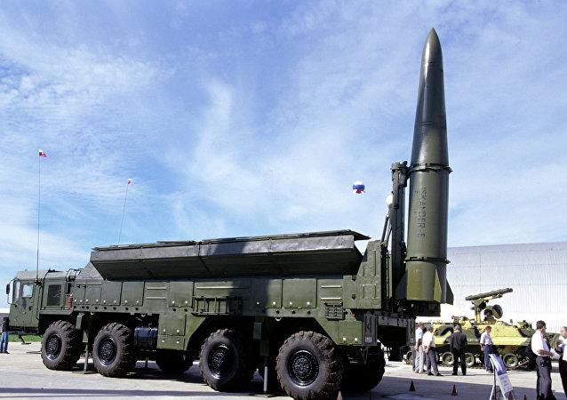 Sistema ruso de misiles