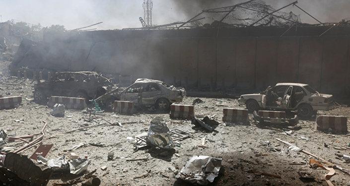 Consecuencias del atentado de Kabul