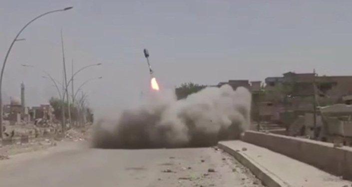 Los combates mortales por los últimos barrios de Mosul