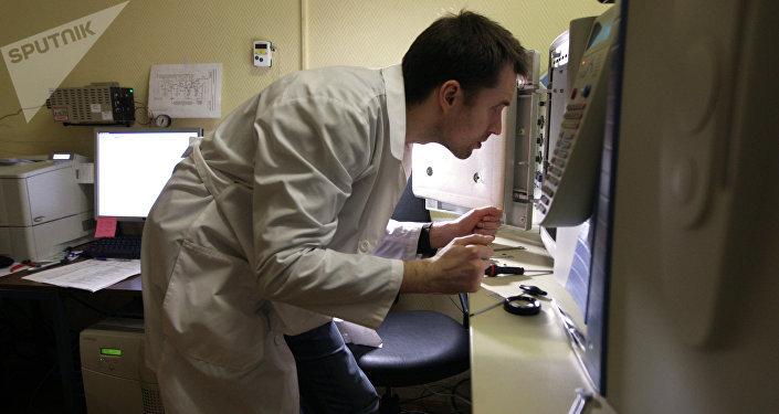 Científico (imagen referencial)