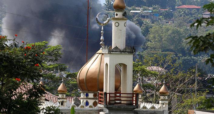 Situación en la ciudad filipina de Marawi capturada por los yihadistas de Daesh