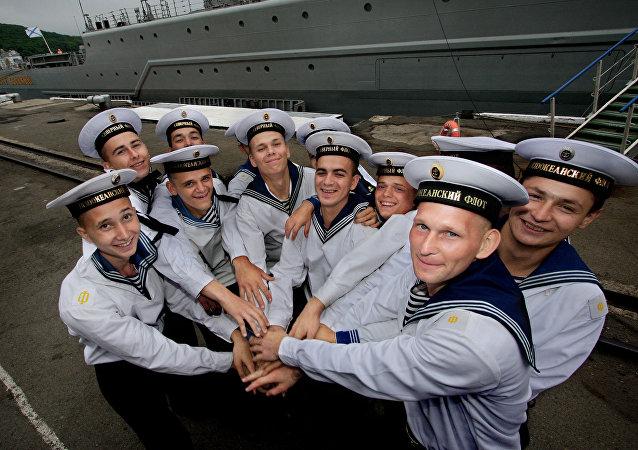 Los marineros de la Flota del Norte