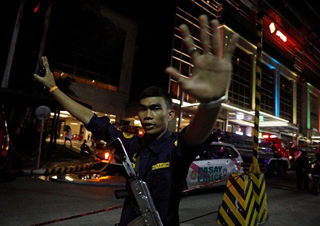 Fuerzas de seguridad de Manila