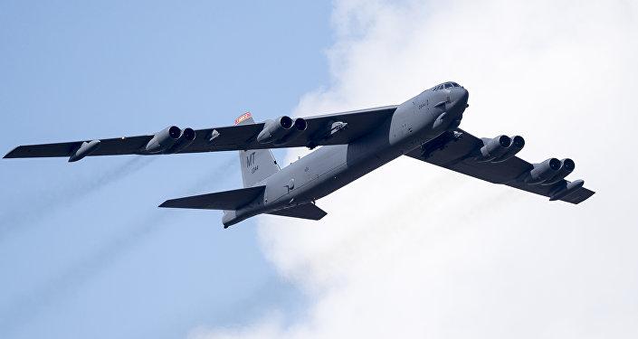 El B-52 Stratofortress