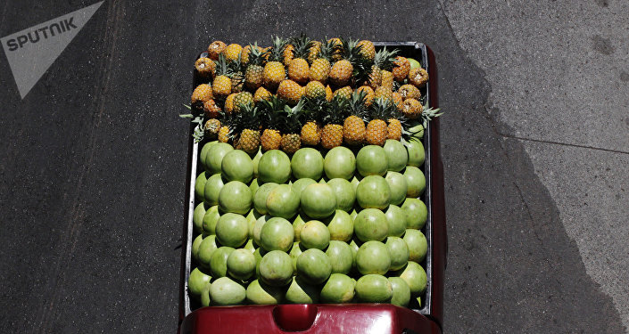 Las frutas de América Latina