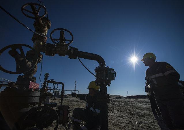 Yacimientos de petróleo en Rusia