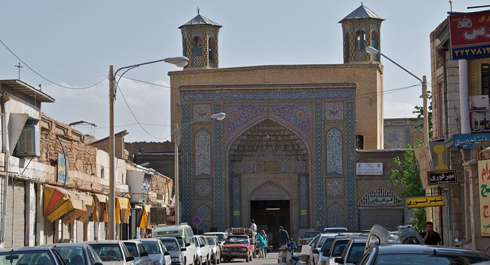 Al menos 37 heridos deja explosión en supermercado al sur de Irán