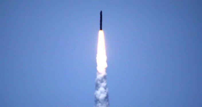 Un misil (imagen referencial)