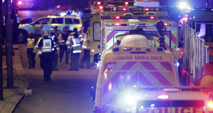 España confirma una víctima mortal en el atentado del sábado en Londres