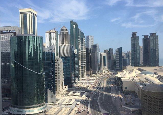Doha, Catar (archivo)