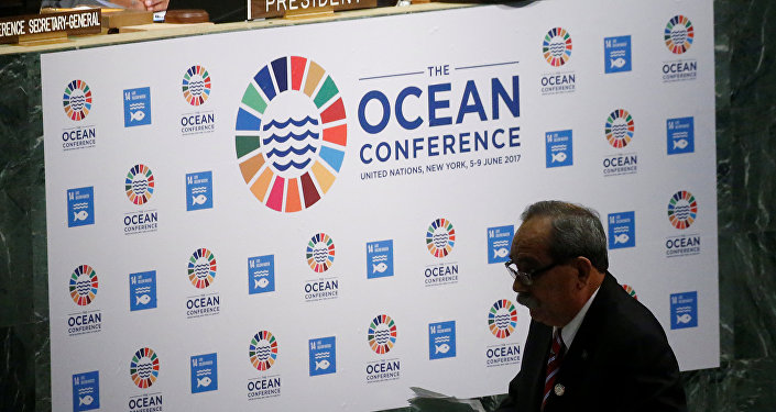 Conferencia sobre los Océanos de Naciones Unidas