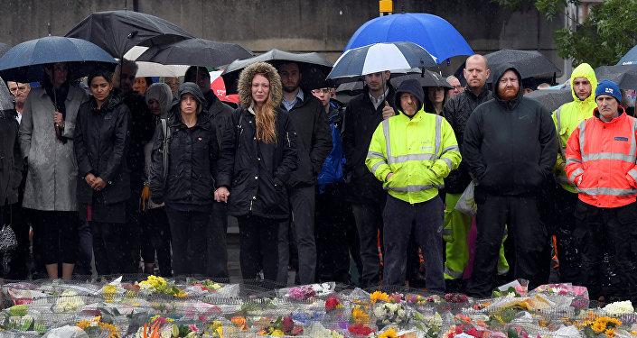Minuto de silencio en el Reino Unido en homenaje a las víctimas del atentado de Londres