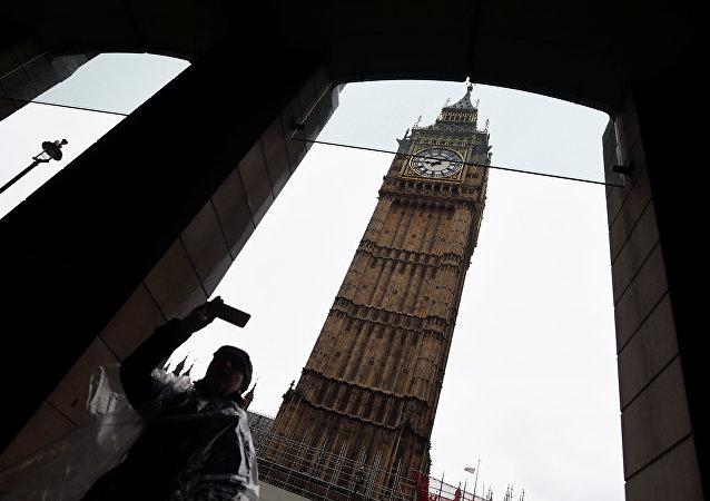 Situación en Londres