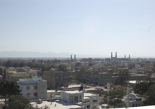 La ciudad de Herat, Afganistán (archivo)