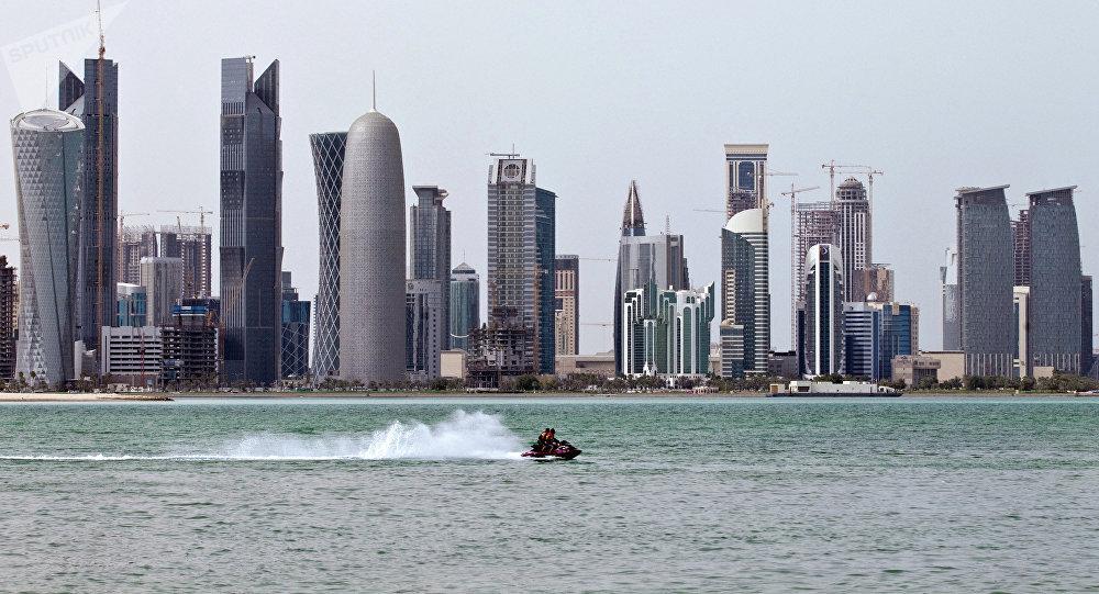 Doha, capital de Catar