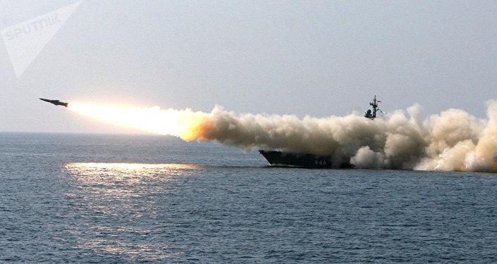 Un misil hipersónico ruso