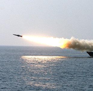 Un misil supersónico ruso (imagen referencial)