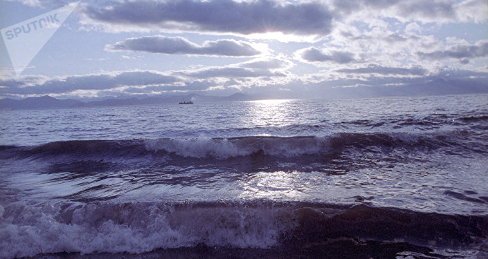 Océano Pacífico (archivo)