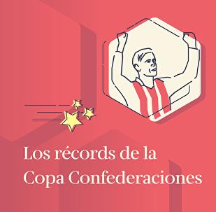Los récords de la Copa Confederaciones