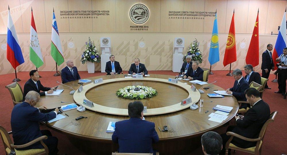 Putin llega a Astaná para participar en la cumbre de la OCS