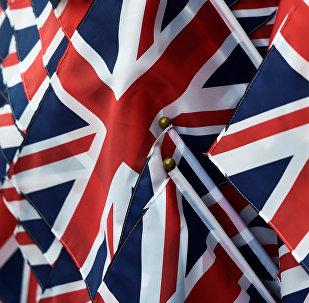 Las banderas del Reino Unido