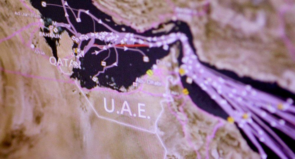 El tráfico de buques cisternas en el Golfo Pérsico
