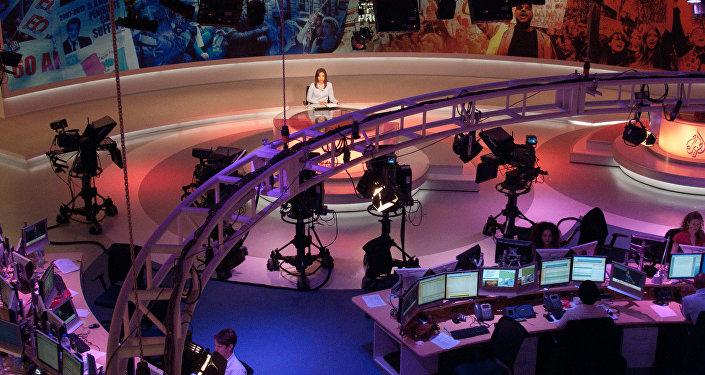 Cadena televisiva catarí Al Jazeera anuncia que está sufriendo un ciberataque
