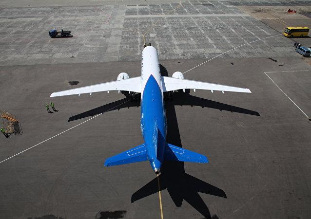 El avión MC-21
