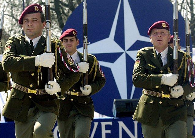 Soldados eslovacos