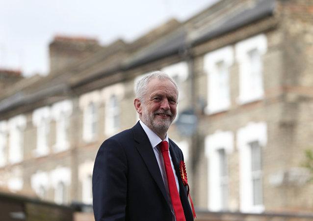 Jeremy Corbyn, líder laborista británico (archivo)