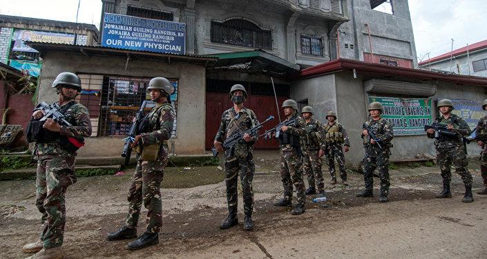 Mueren 13 soldados filipinos en combates con islamistas