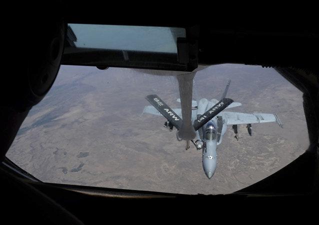Presencia militar de EEUU en Oriente Próximo (archivo)