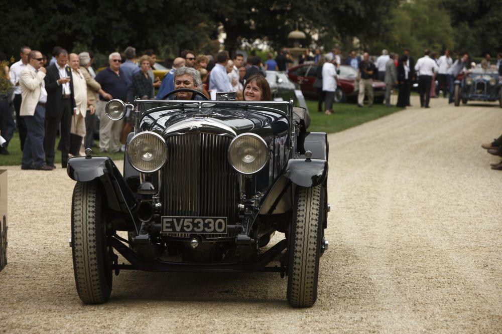 Los automóviles deportivos más pintorescos, en la exposición City Concours de Londres