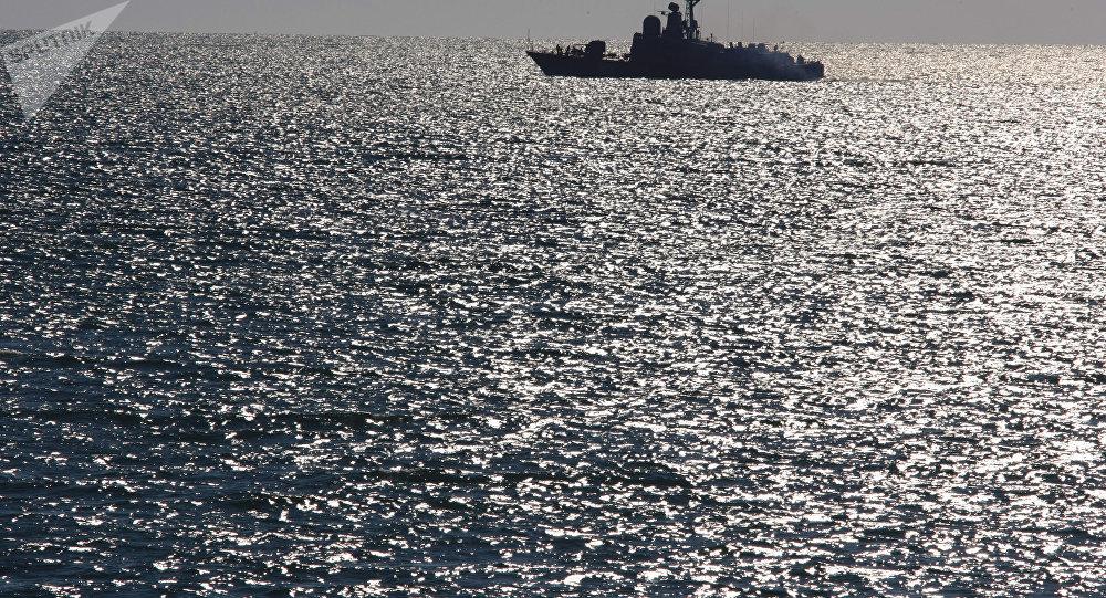 Rusia dotará de dos barcos patrulleros a sus guardacostas en Abjasia