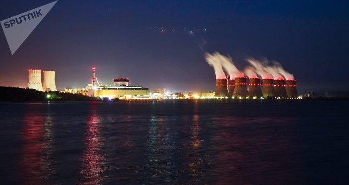 La central nuclear Novovoronezh, que alberga el reactor más moderno de Rusia