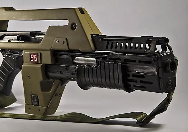 El rifle M41A