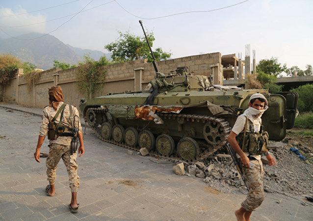 Militares de Yemen