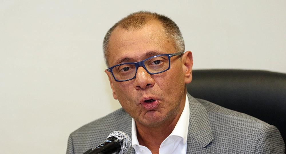 Fiscalía postergó declaración de Glas — Vicepresidencia
