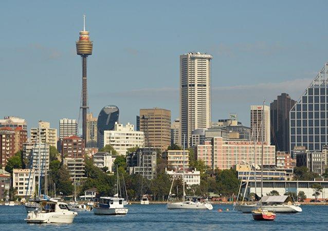 Sídney, capital de Australia
