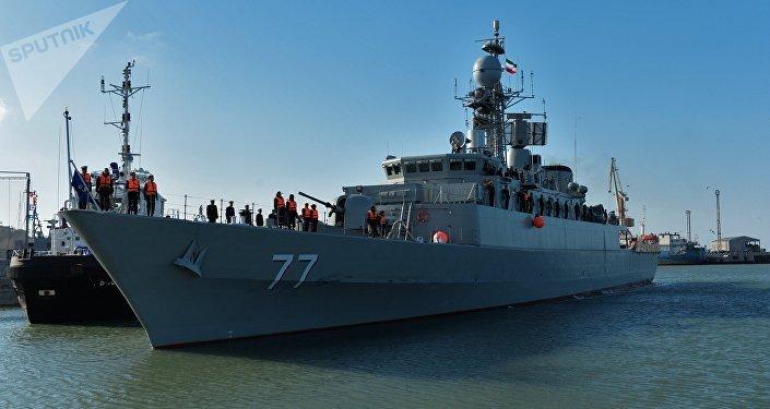 Irán y China realizan ejercicios conjuntos en el Golfo Pérsico