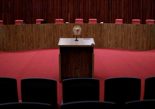 El Tribunal Superior Electoral (TSE) de Brasil