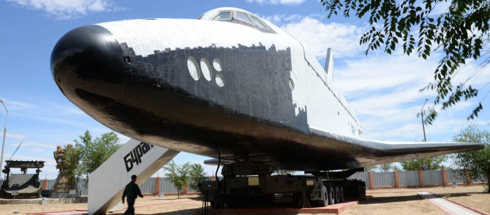 Nave espacial reutilizable Buran