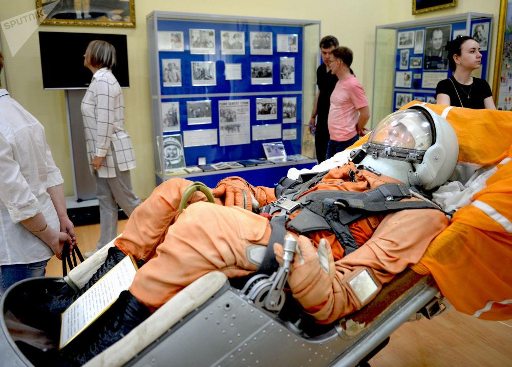 La historia del primer puerto espacial de la Tierra, en el museo de Baikonur