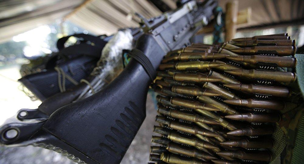 Las armas (imagen referencial)