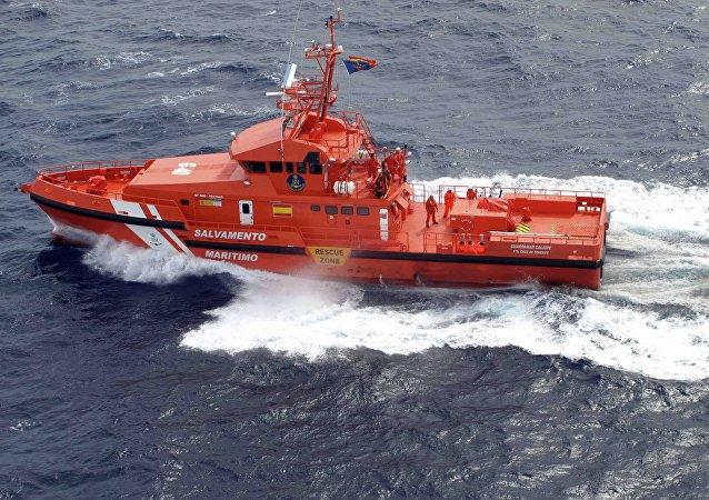 Barco Guardamar Caliope de Salvamento Marítimo (archivo)