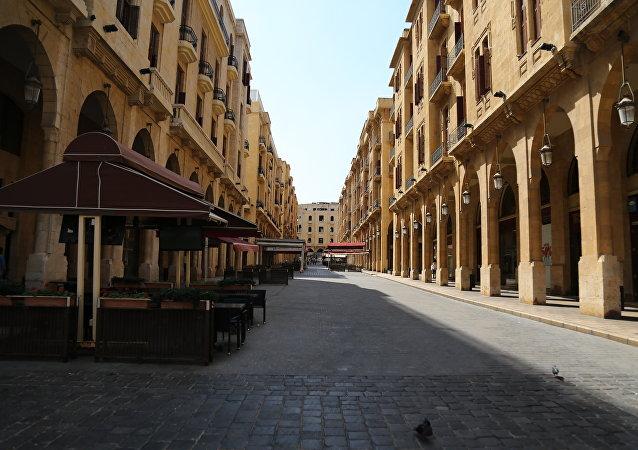 Beirut, la capital del Líbano
