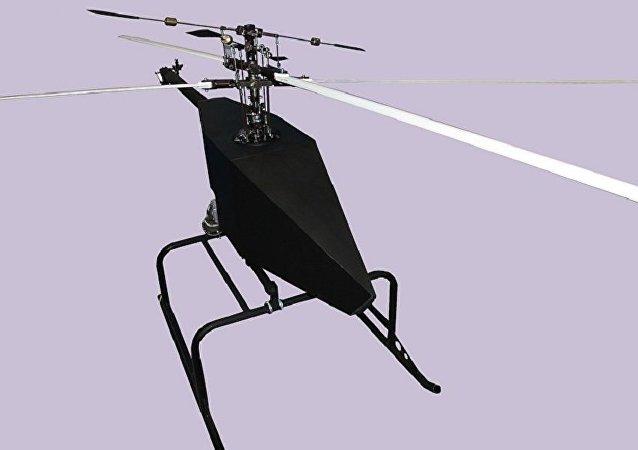 Helicóptero ligero no tripulado, Voron 777-1